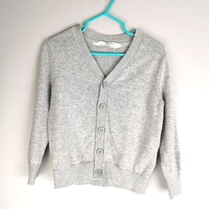 H&M Cardigan Grey 18-24m
